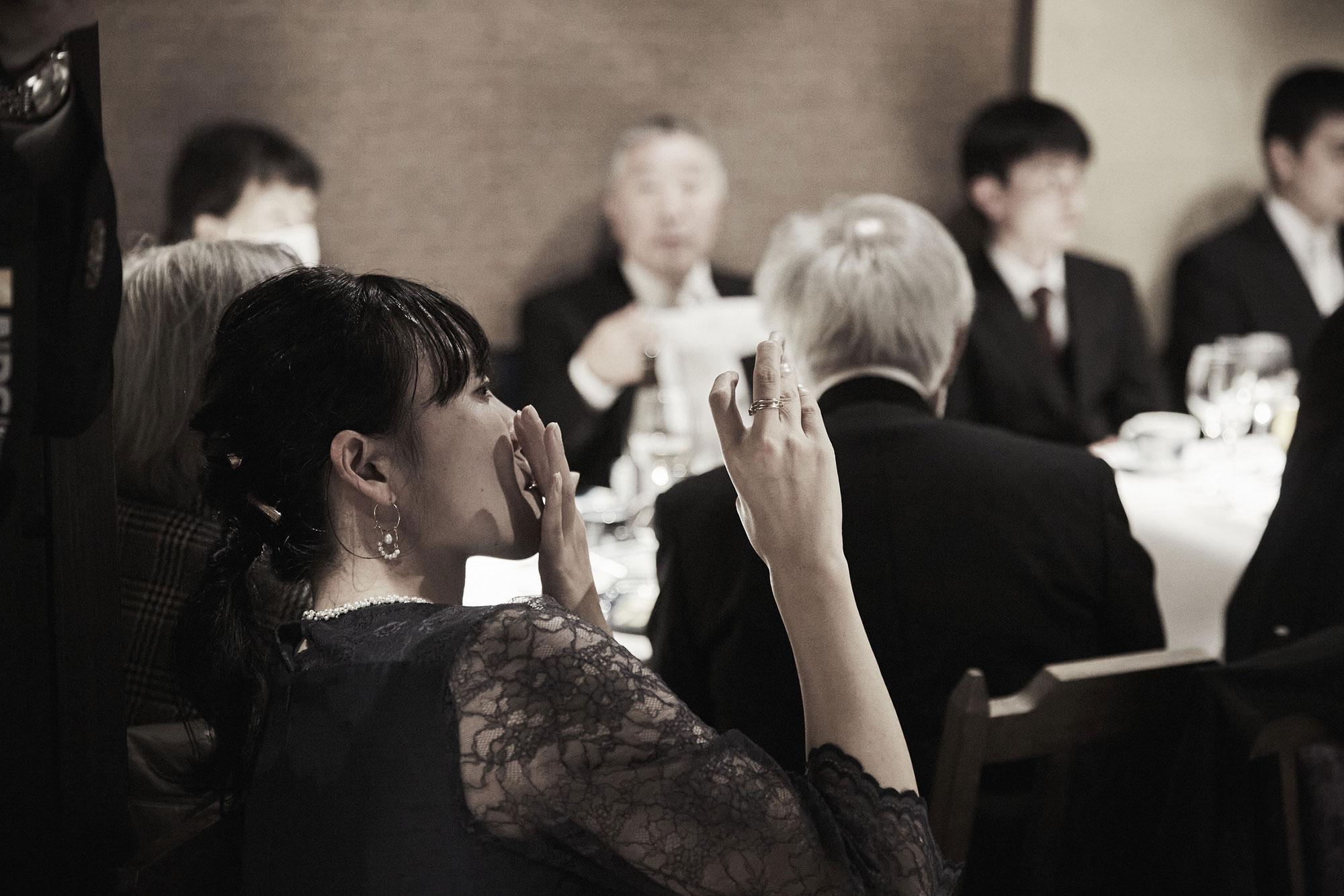 「優しい結婚式」